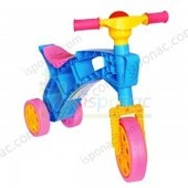 Ролоцикл детский  -  синий