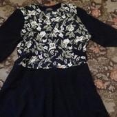 Платье батальный размер