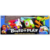 Игровые наборы - конструкторы из серии Build & Play от Keenway