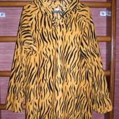 Пижама флисовая, Тигр, мужская, размер М, рост до 175 см