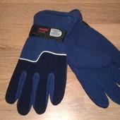 Муские флисовые перчатки Польша reis