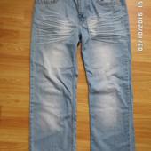 Holly мега якісні фірмові джинси.36р.