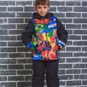 Детский костюм на синтепоне