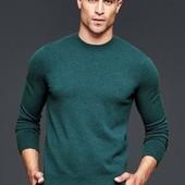 Новый шерстяной свитер Gap, р. L