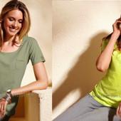 нежные разные футболки от Чибо. Германия. экохлопок. M XL