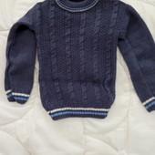 Практичный свитер, на 3-6 лет. Турция