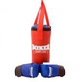 Боксерская груша, перчатки (набор)
