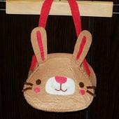 стильная сумочка из фетра