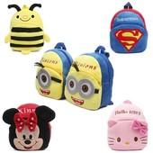 Выбор!!! Детский плюшевый рюкзачок под заказ