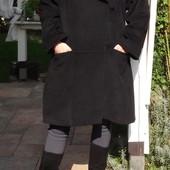 Финское пальто бойфренд. Шерсть, ангора, кашемир.