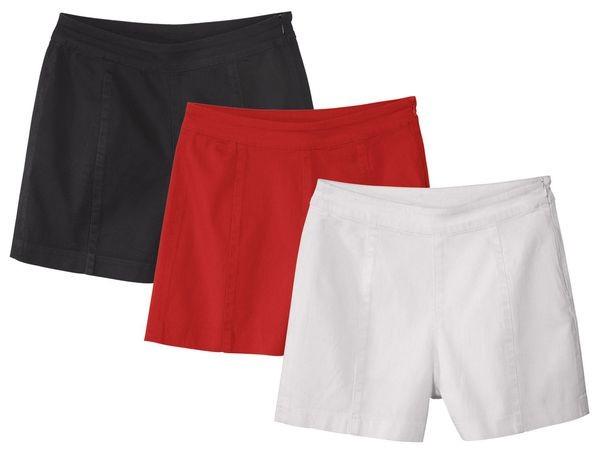 Модные шорты, высокая посадка от esmara. 36, 38, 44 евро фото №1