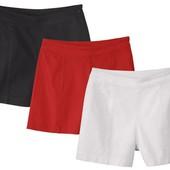 Модные шорты, высокая посадка от Esmara. 36, 38, 44 евро