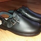 Анатомическая комфортная обувь для мужчин р. 38, 42 Toffeln