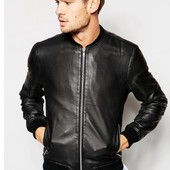 Классическая куртка из кож.заманителя