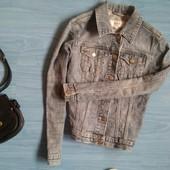 Крутая джинсовая курточка, джинсовка