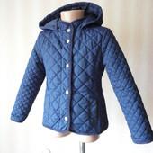 Стеганная демисезонная куртка 5-6 лет