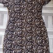 Фирменное коттоновое платье Gloria Jeans