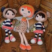 Милые, мягкие куколки от Левеня-в наличии и под заказ