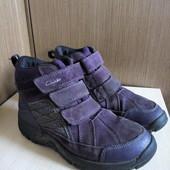 Зимние ботинки Clarks Gore tex 32р