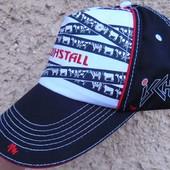 Фирмовая стильная кепка Kuhstall.
