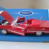 Автомодель металл Welly 1:24 Chevrolet Impala 1963