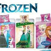 Детское постельное белье  Эльза и Анна Frozen Холодное сердце,Тролли