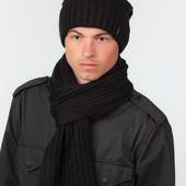 Комплект шапка и шарф и для мужчин Аляска 2 UniX - 5 цветов