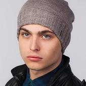 Мужская удлиненная шапка oskar 2 UniX - 5 цветов