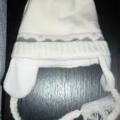 шапка на флисе