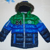 Крутая куртка на мальчика 4-5 лет