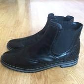 Кожаные ботинки Mitica Италия