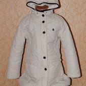 Отличная курточка, На 6 лет ( ми носили до 7-ми )