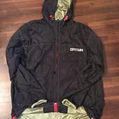 Куртка ветровка размер XL