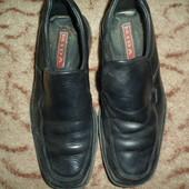 Продам кожаные туфли 37 р.