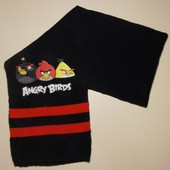 Шарф Angry Birds для мальчика.