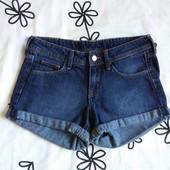 Крутые джинсовые шорты оту Denim, размер 34