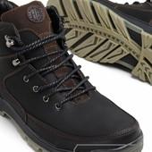 Модель № :W3374 Ботинки мужские на искусственном меху