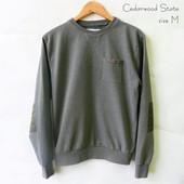 свитшот, свитер, кофта Cedarwood State size M