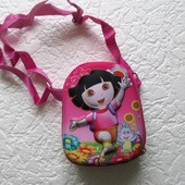Детская сумочка с обьемным изображением