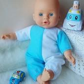 Кукла пупсик City Toy Германия