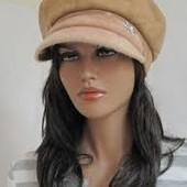 кепка под пальто красивая кашемировая