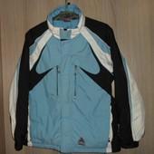куртка курточка теплая лыжная рост 165