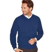 Теплый свитер 80% шерсти 20% кашемир Tchibo Германия р.L