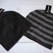 Мужские двойные шапки C&A. Произвидство Германия.