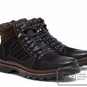 Ботинки мужские на искусственном меху Модель № :W3375