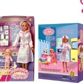 """Игровой набор Кукла Defa """"Медсестра"""" 20995"""