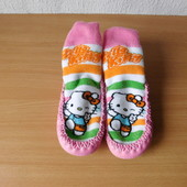 Тапки чешки Hello Kitty sanrio eur 22-23 По стельке 13,5 см