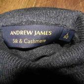 Andrew James мужской гольф Silk& cashmere L (52)-размер