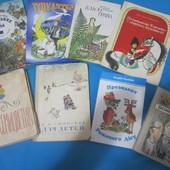 Детские книги на укр. и рус. языках, Лот 1 кн, блиц - 2 книги, Уп 10-13грн.