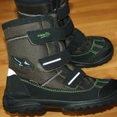 Зимние сапоги на мальчика Superfit Gore-tex 35 размер
